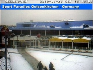 Webcam Sport Paradies Gelsenkirchen auf dem Chumby One
