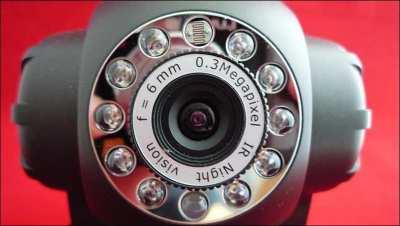 Hootoo WLAN Pan / Tilt IP Webcam   ein Erfahrungsbericht