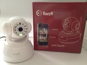 EasyN   IP Webcam mit WLAN   ein Erfahrungsbericht