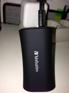 Verbatim Portable Power Pack