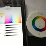 living colors fernbedienung und android app