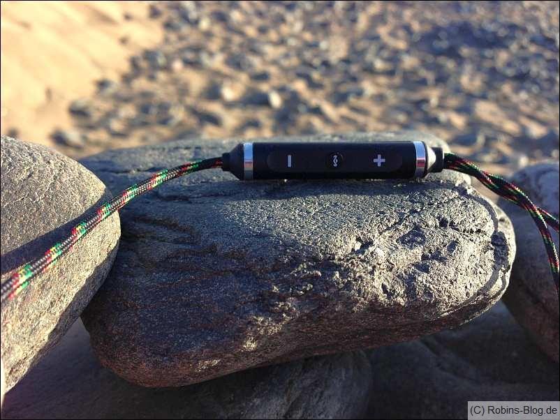 EM-FE023-SM Zion In-Ear-Kopfhörer, Laut-Leiser-Mikrophon