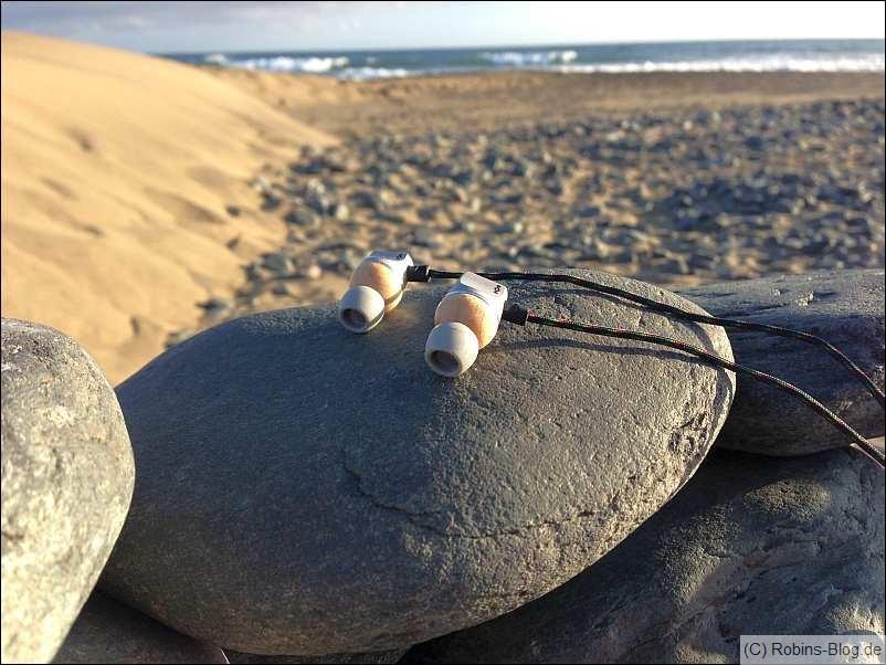 House of Marley: EM-FE023-SM Zion In-Ear-Kopfhörer, klicken um zu vergrößern