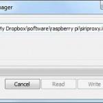 Win32DiskImager, ideal um Backup und Restore der SD-Karten beim Raspberry Pi