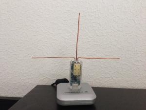 CUL - Sende - Empfangseinheit, angeschlossen am Raspberry Pi unter Fhem