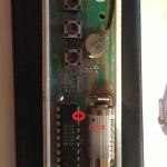 Funksteckdosen Fernbedienung - hier ohne DIP-Schalter