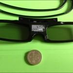 Samsung TV 3D-Brille der F-serie