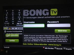 bong tv f serie