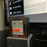 icybox mit samsung tv