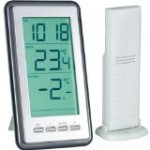 3-Kanal-Funk-Thermometer mit TX-29-IT Funksensor