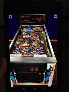 nexus 7 2013 pinball arcade