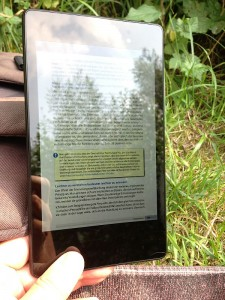 nexus 7 2013 version outdoor