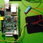 12V Sender an Raspberry Pi