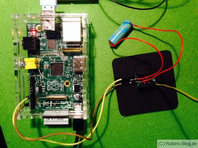 Raspberry Pi 433 Mhz Sender Mit 12v Schalten Robins