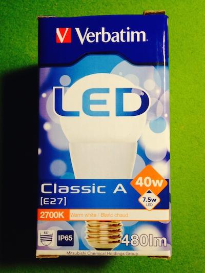 52220 Verbatim LED-Lampe