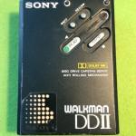 sony walkman dd ii