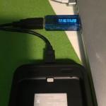 Messung des Ladevorgangs, klicken um zu vergrößern