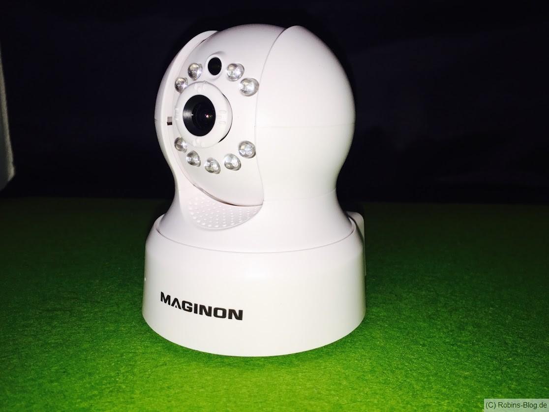Maginon Wlan Ip Cam Ipc 100ac Ein Erfahrungsbericht