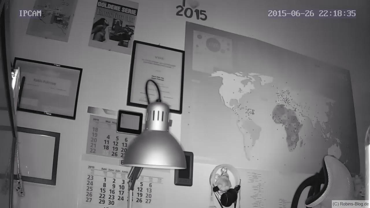 HooToo HT IP211 HDP WLAN IP Webcam – ein Erfahrungsbericht   Robins
