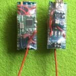 Jeelink-Clone mit Luftdruck-Sensor und Temperatursensor