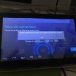 tablet error