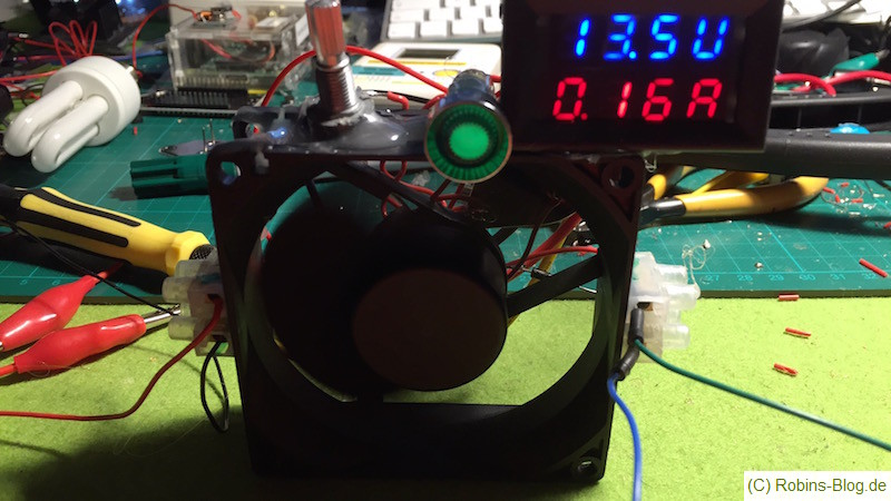 Bedini Motor - einfache Ausführung