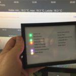 LED-Rahmen mit ESP 8266 WeMos